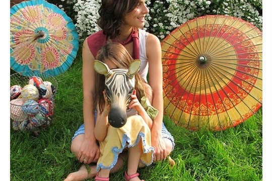 Maya*made skirts and scarves