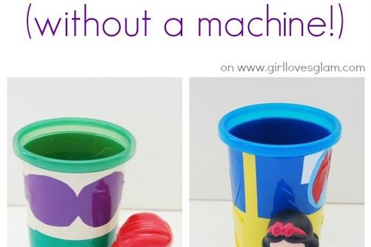 Disney Princess Vinyl Cups