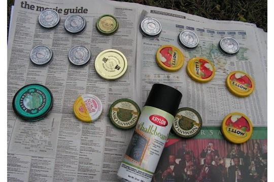 Day 5 repurposing a jar