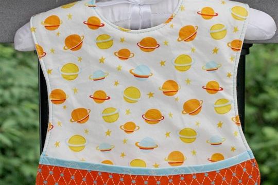 Oh Sew Baby! guest post bib pocket tutorial