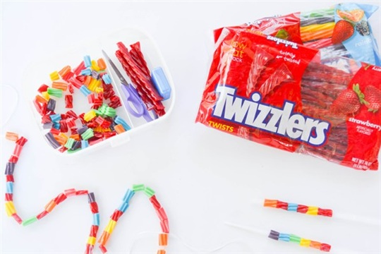 DIY Candy Necklace Kits for Kids