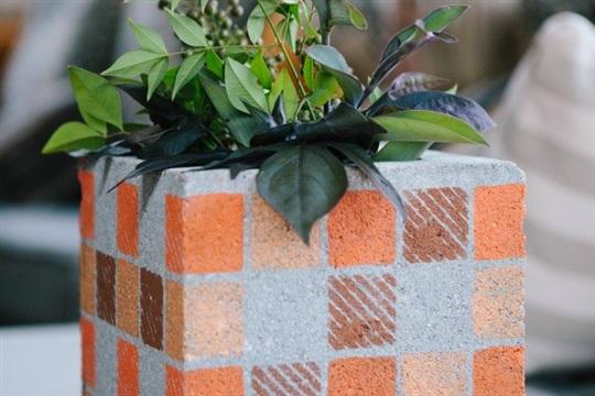 Beautiful DIY Autumn Planter