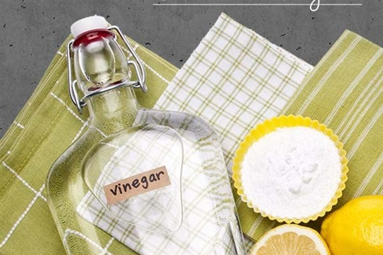 Vinegar Drain Cleaner that Smells Good
