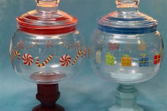 Make a Sweet Candy Apothecary Jar